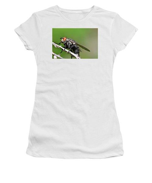 Macro Fly Women's T-Shirt