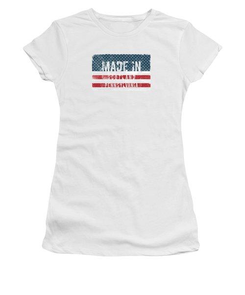 Made In Scotland, Pennsylvania Women's T-Shirt