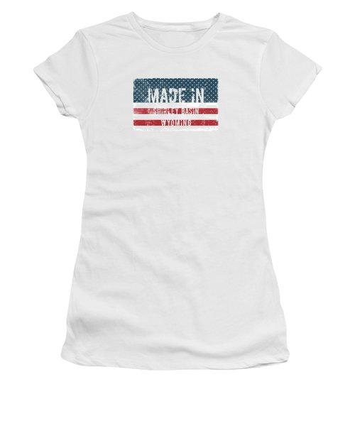 Made In Shirley Basin, Wyoming Women's T-Shirt