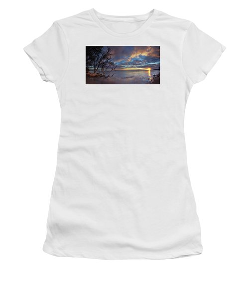 Magic Moments Women's T-Shirt (Junior Cut) by James Roemmling