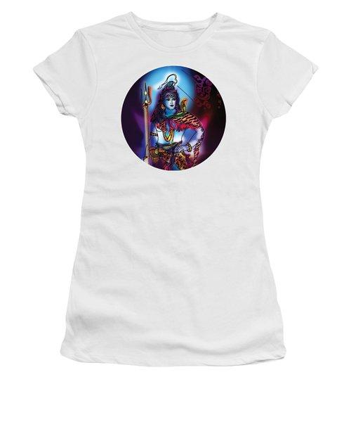 Maheshvara Shiva Women's T-Shirt