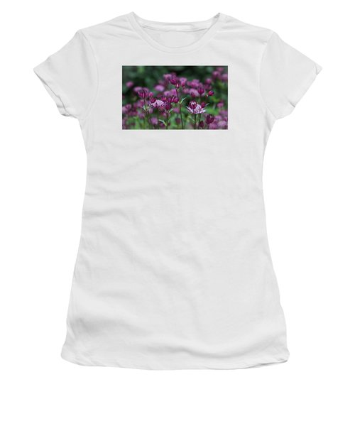 Majestic Magenta Women's T-Shirt