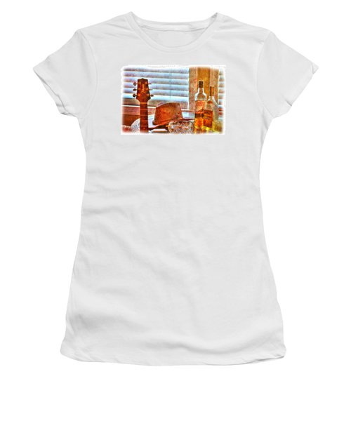 Making Music 002 Women's T-Shirt (Athletic Fit)