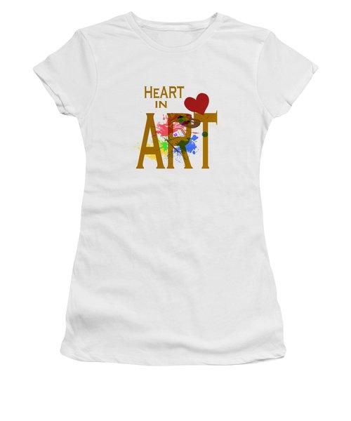 Malachite   Women's T-Shirt