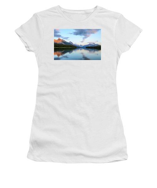 Maligne Lake Women's T-Shirt