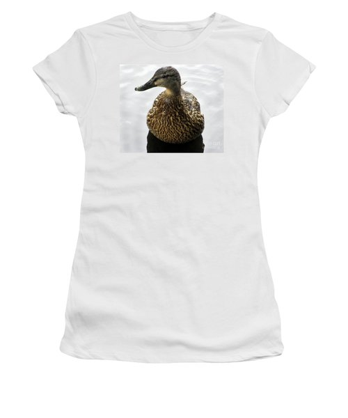 Mallard Profile Women's T-Shirt
