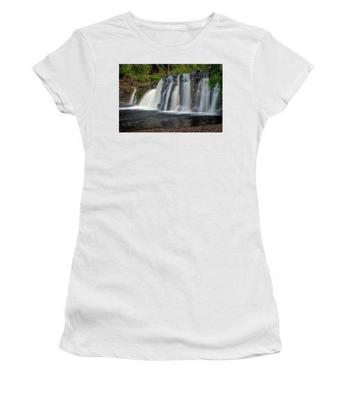 Manabezho Falls Women's T-Shirt