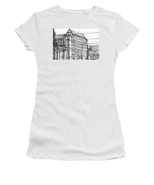 Manchester Town Hall Women's T-Shirt