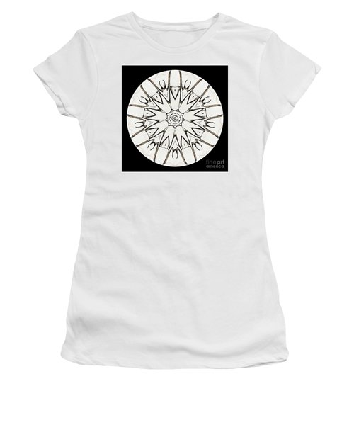 Mandala - Talisman 3779 Women's T-Shirt (Athletic Fit)