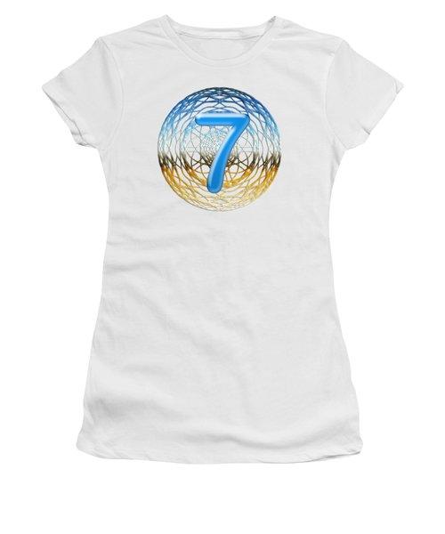 Mandalan Seven Women's T-Shirt (Athletic Fit)