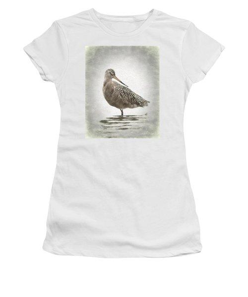 Marbled Godwit Women's T-Shirt