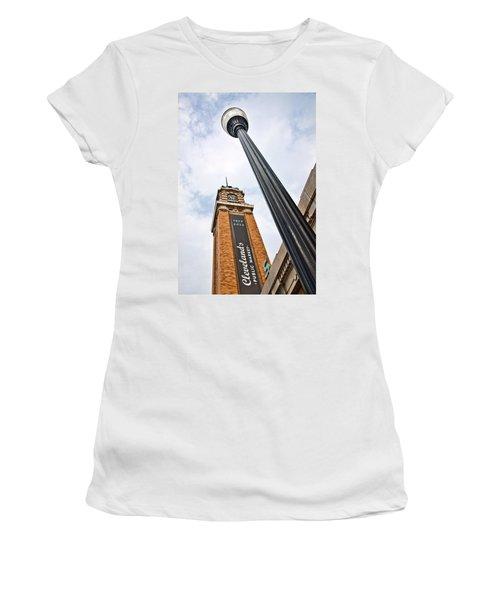 Market Clock Tower Women's T-Shirt