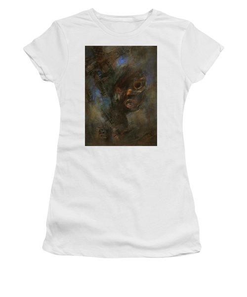 Hidden Women's T-Shirt (Junior Cut) by Behzad Sohrabi