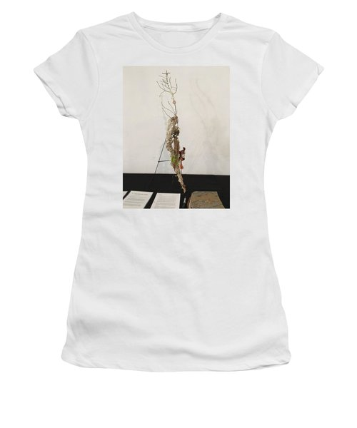 Matthew Twenty Six, Fifty Seven - Sixty Eight Women's T-Shirt (Athletic Fit)