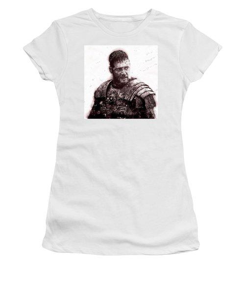 Maximus Decimus Meridius - 03 Women's T-Shirt