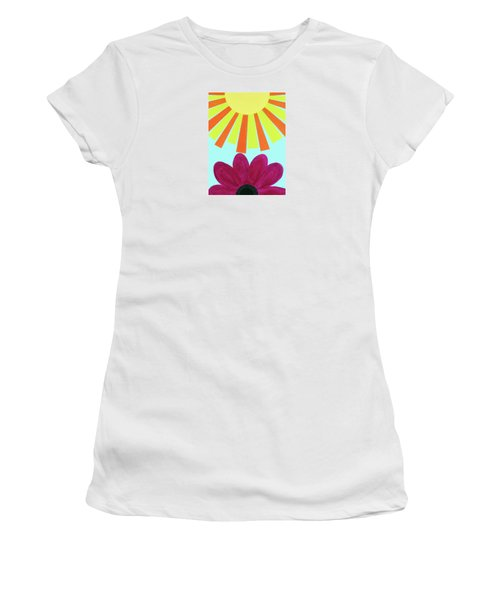 May Flowers Women's T-Shirt (Athletic Fit)
