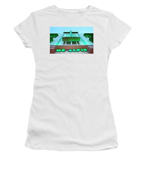 Mcalpin Hotel Women's T-Shirt