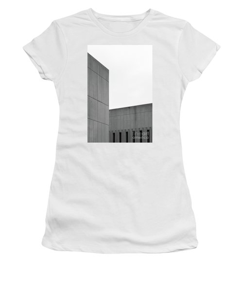 Medsci Building Women's T-Shirt (Athletic Fit)