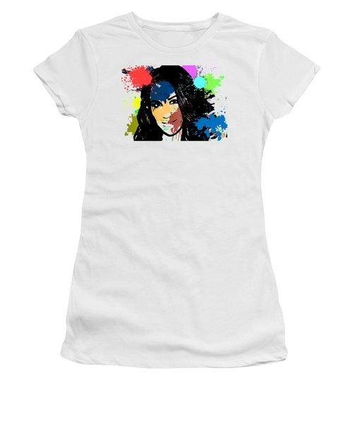 Meghan Markle Pop Art Women's T-Shirt