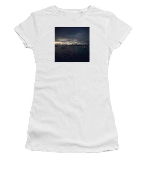 Melbourne Women's T-Shirt (Athletic Fit)