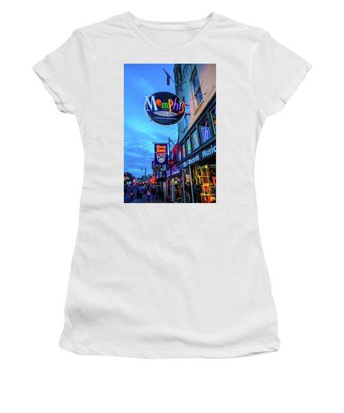 Memphis Soul Women's T-Shirt