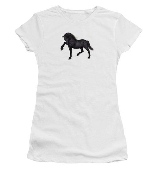 Mentor  Women's T-Shirt (Junior Cut) by Betsy Knapp