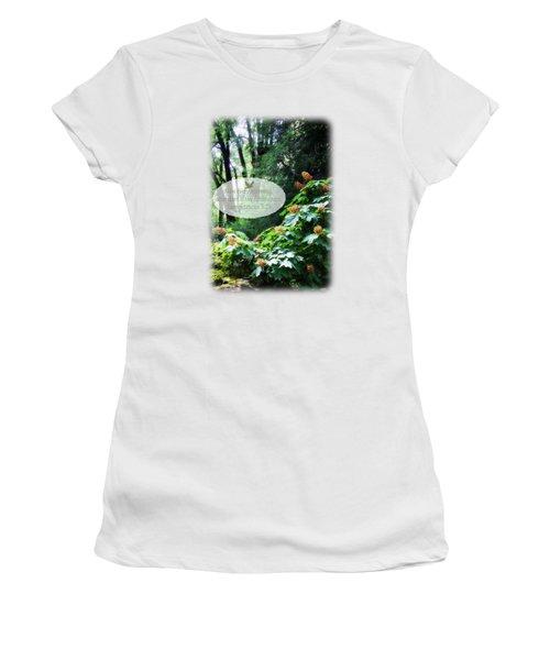 Mercies - Verse Women's T-Shirt