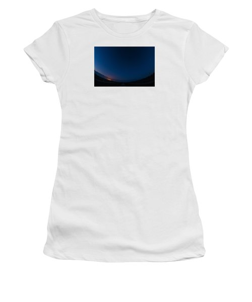 Mercury, Venus, Mars, Saturn And Venus 2016 Women's T-Shirt (Athletic Fit)