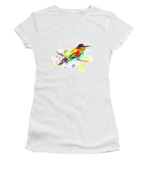 Merops Apiaster Women's T-Shirt