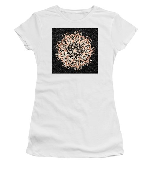 Metallic Mandala Women's T-Shirt