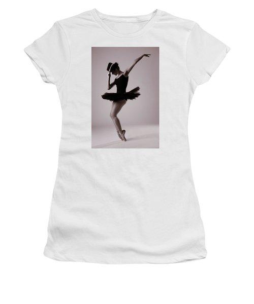 Michael On Pointe Women's T-Shirt