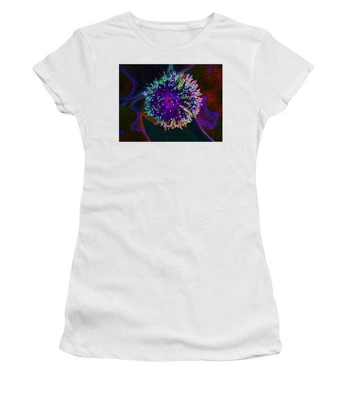 Microorganism Women's T-Shirt (Junior Cut) by Samantha Thome