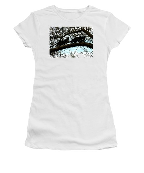 Women's T-Shirt (Junior Cut) featuring the photograph Midi 3 by Wilhelm Hufnagl
