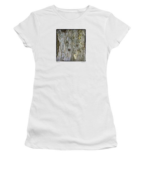 Women's T-Shirt (Junior Cut) featuring the photograph Millbrook Tree by R Thomas Berner