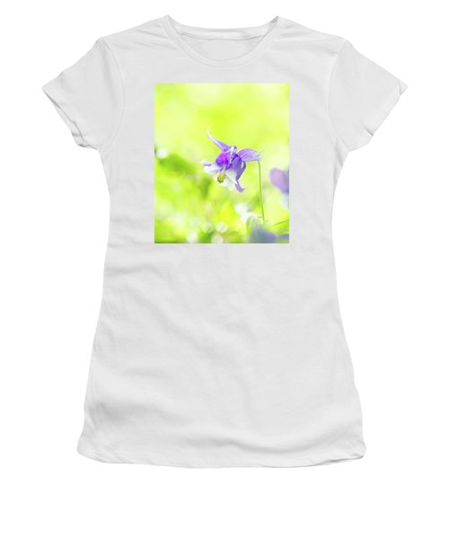 Mindful Moment Women's T-Shirt (Athletic Fit)