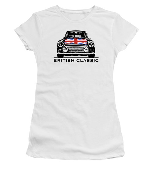 Mini British Classic Women's T-Shirt