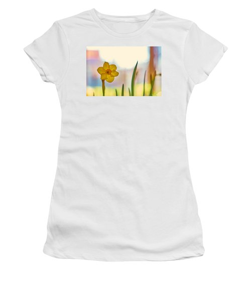 Miss Yellow Women's T-Shirt