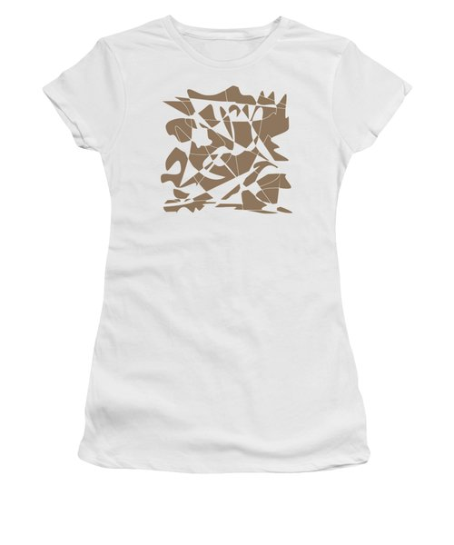 Missing Piece Women's T-Shirt (Junior Cut) by Keshava Shukla