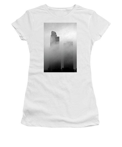 Misty Morning Flight Women's T-Shirt