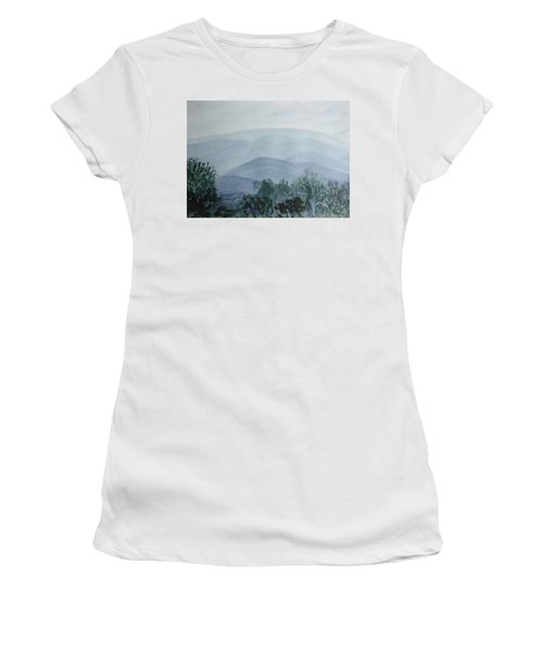 Misty Shenandoah Women's T-Shirt