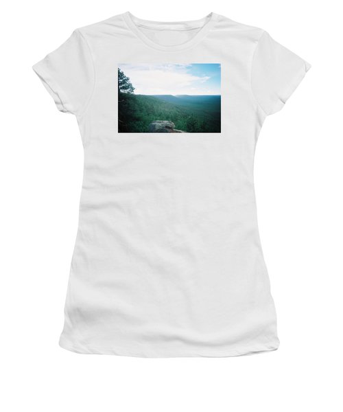 Mogollon Rim - Arizona Women's T-Shirt (Junior Cut)