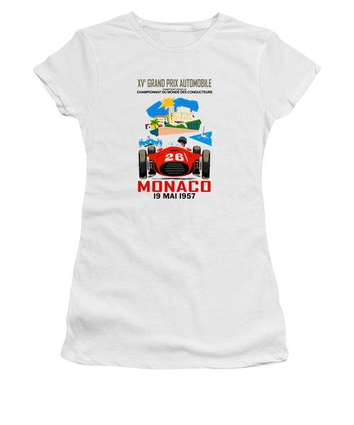Monaco 1957 Women's T-Shirt