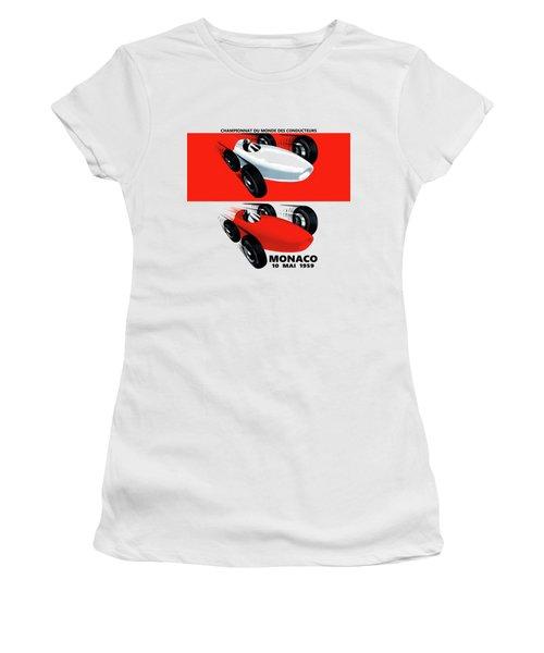 Monaco 1959 Women's T-Shirt
