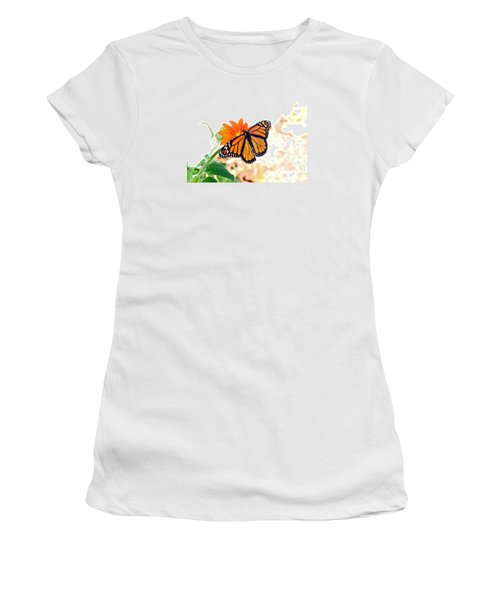 Monarch Women's T-Shirt (Athletic Fit)