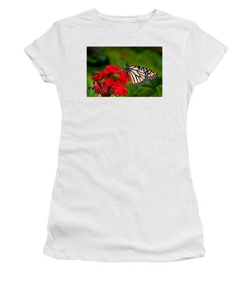Monarh Butterfly Women's T-Shirt