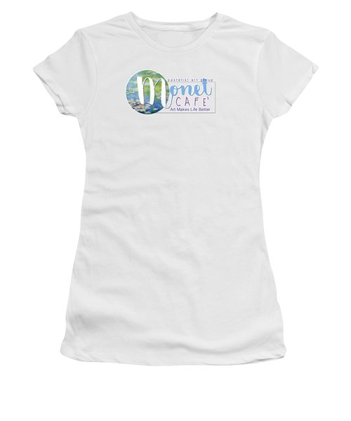Monet Cafe' Products Women's T-Shirt (Athletic Fit)