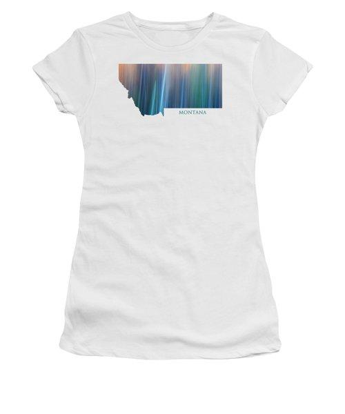Montana In Pastel Women's T-Shirt