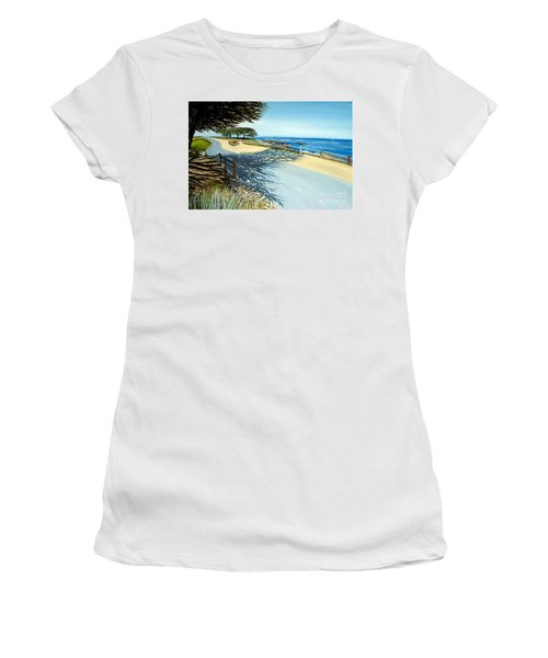 Monterey Shadows Women's T-Shirt