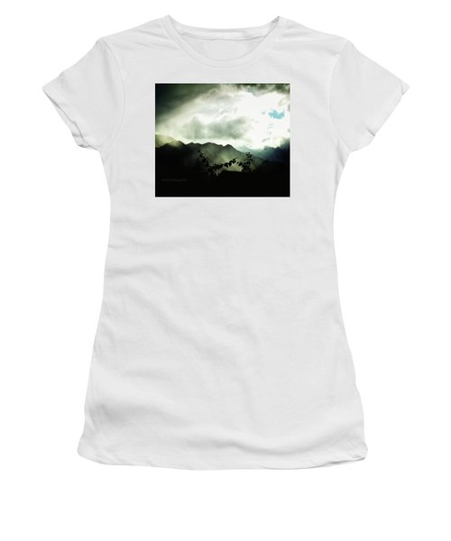 Moody Weather Women's T-Shirt
