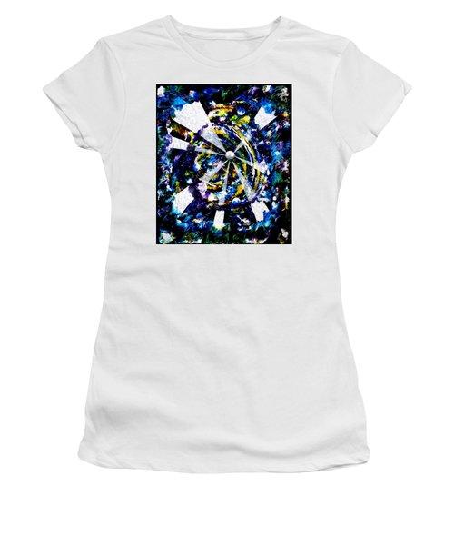 Moon Dance Women's T-Shirt (Athletic Fit)